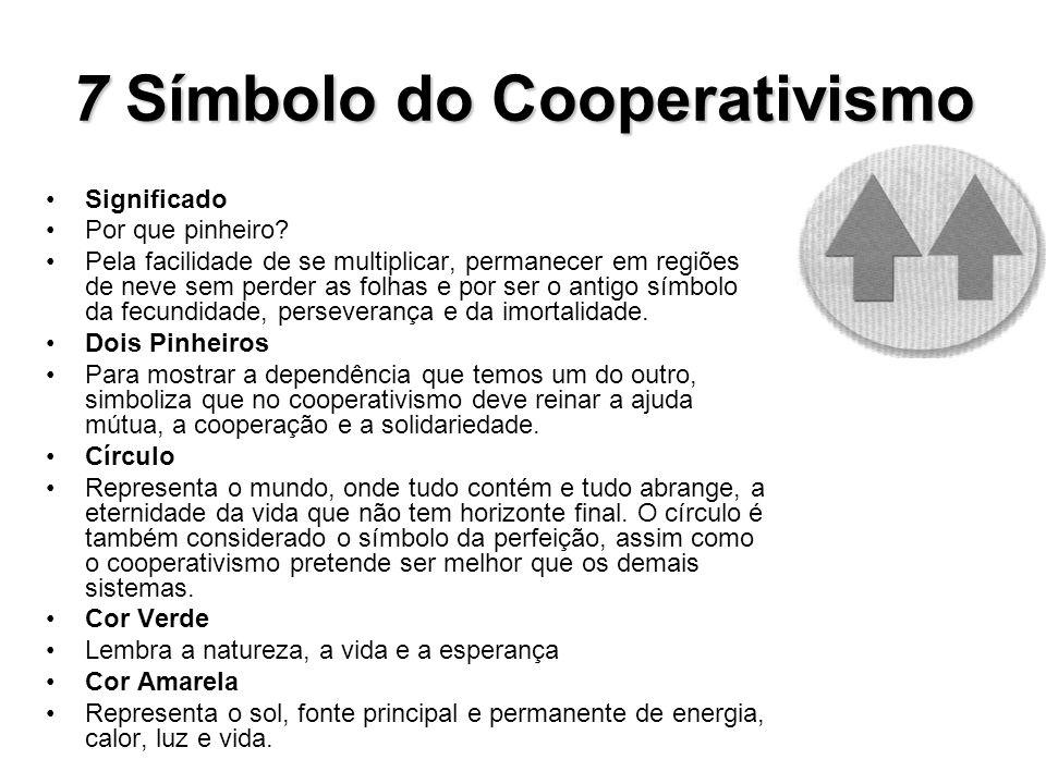 7 Símbolo do Cooperativismo