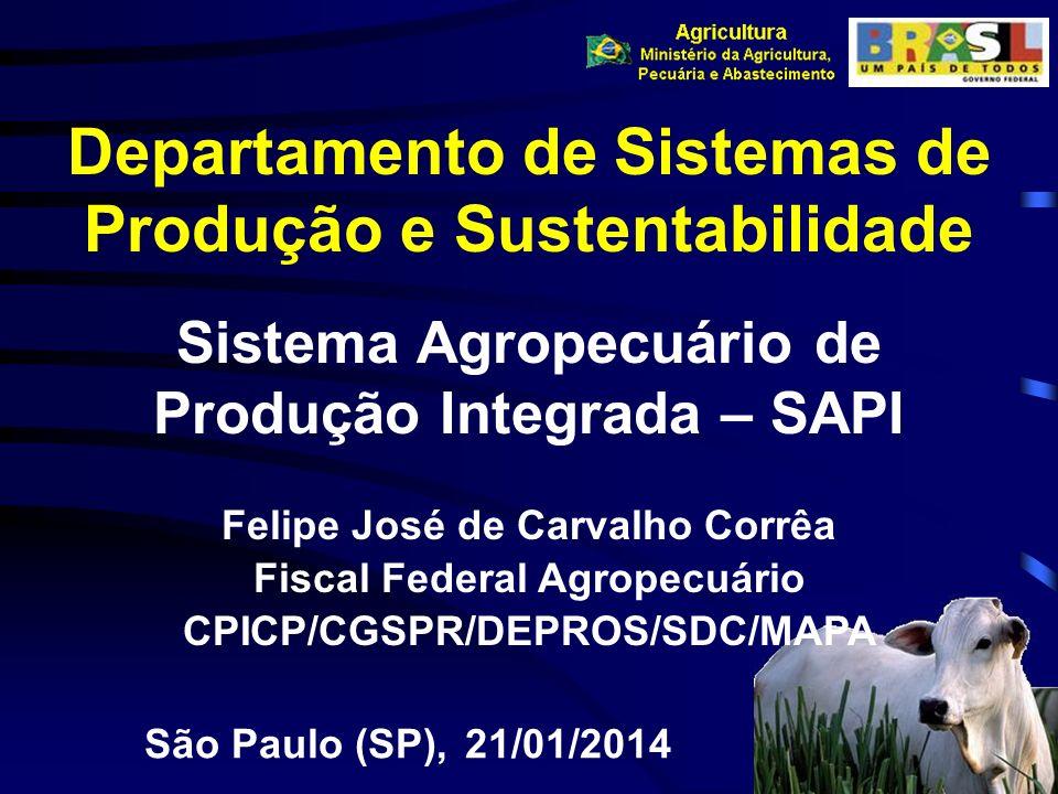 Departamento de Sistemas de Produção e Sustentabilidade