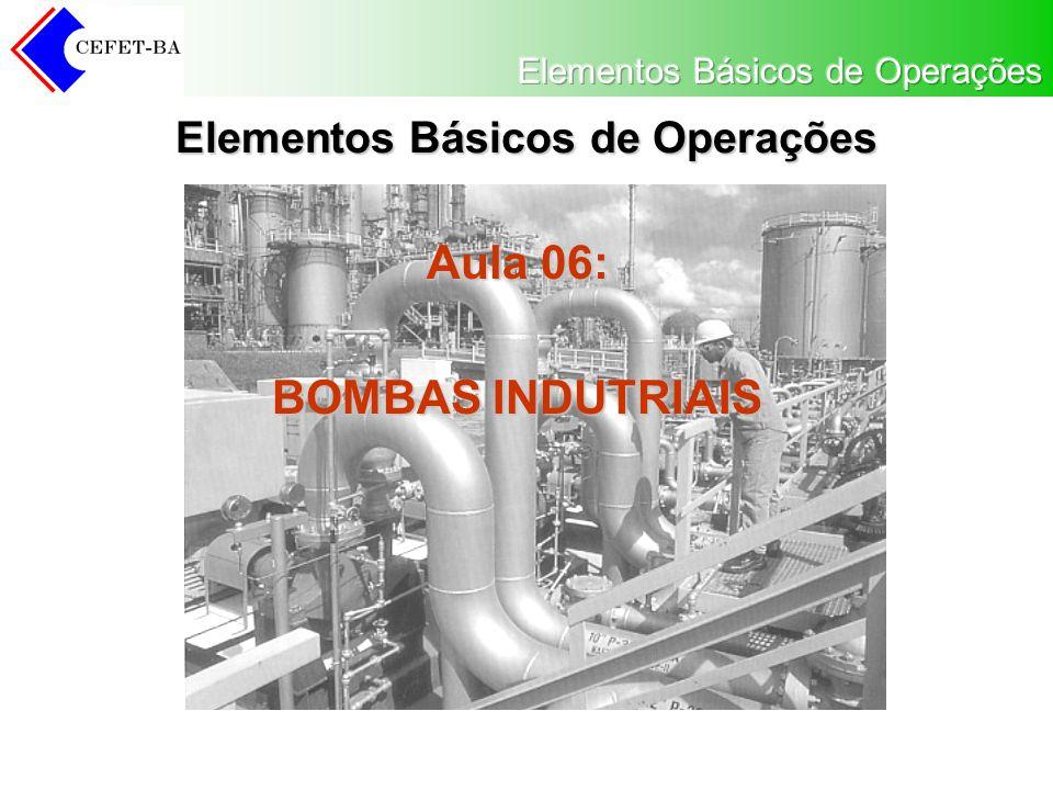 Elementos Básicos de Operações