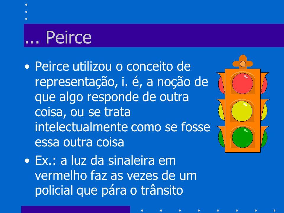 ... Peirce