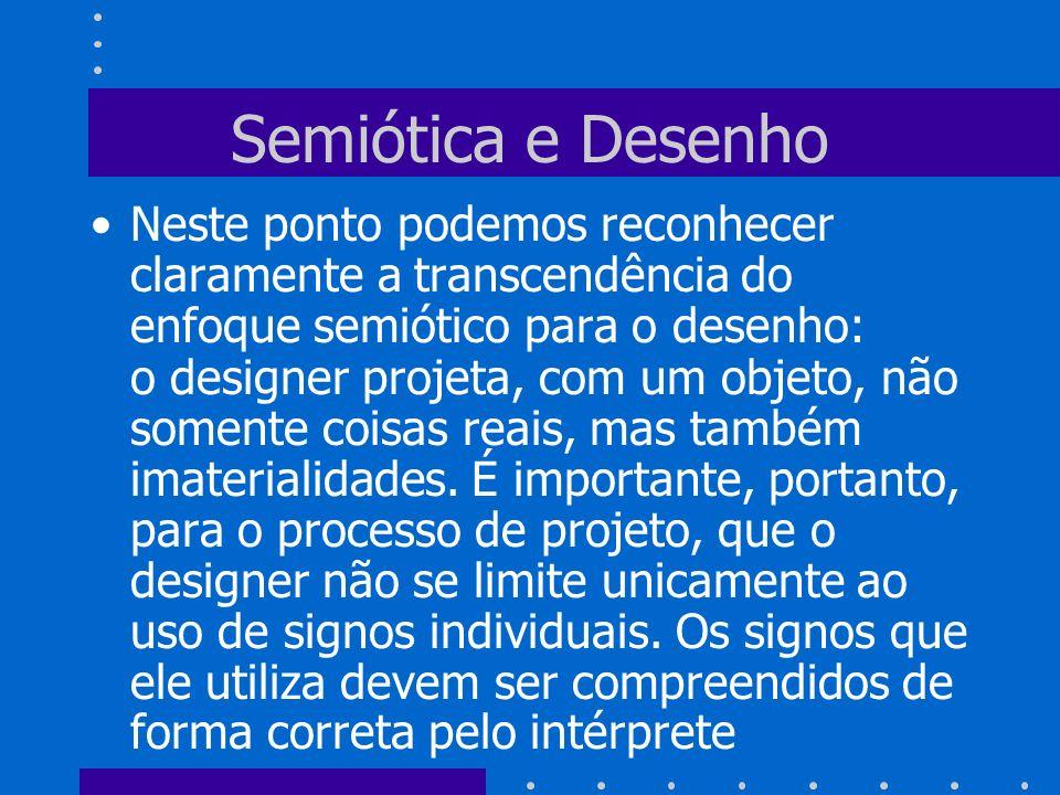 Semiótica e Desenho