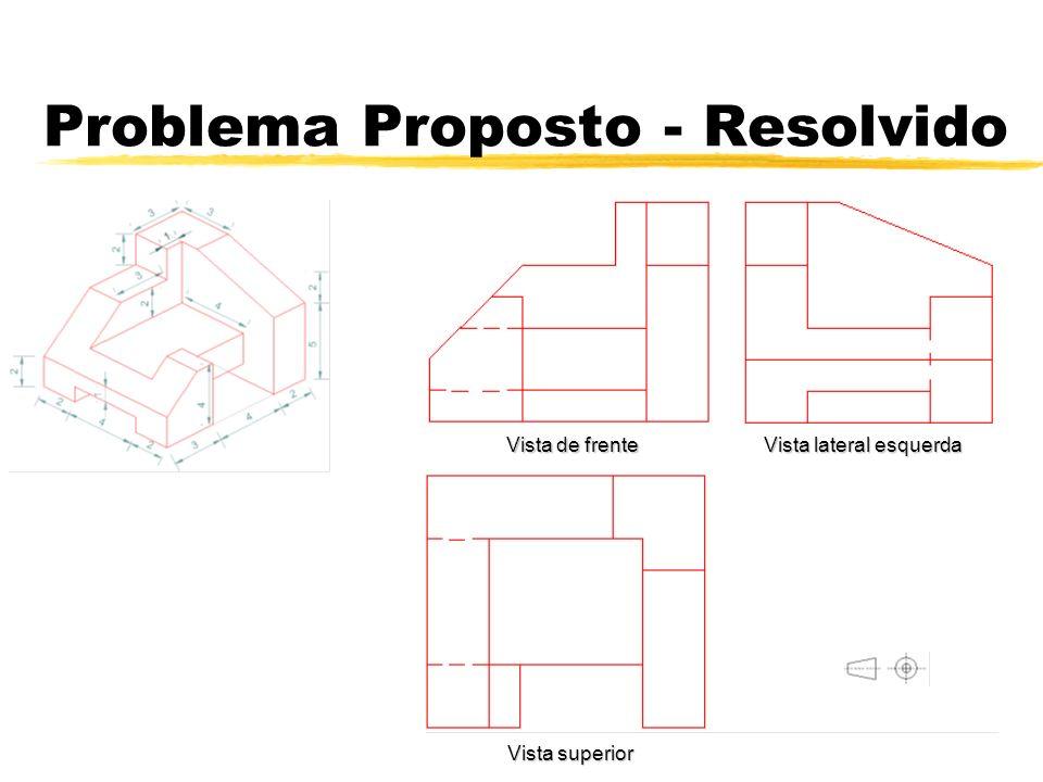 Problema Proposto - Resolvido