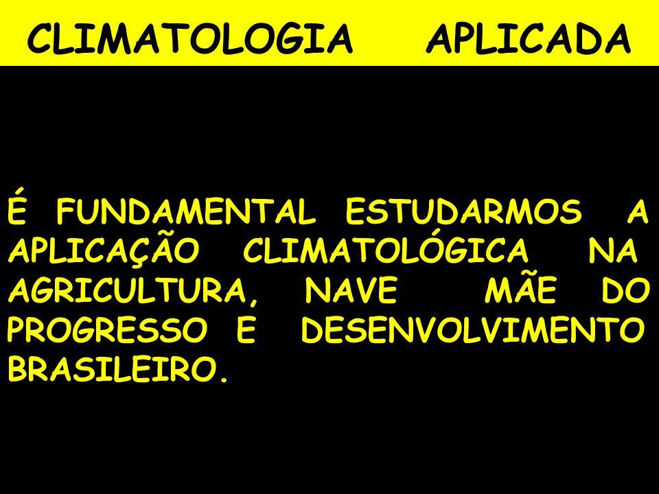 CLIMATOLOGIA APLICADA