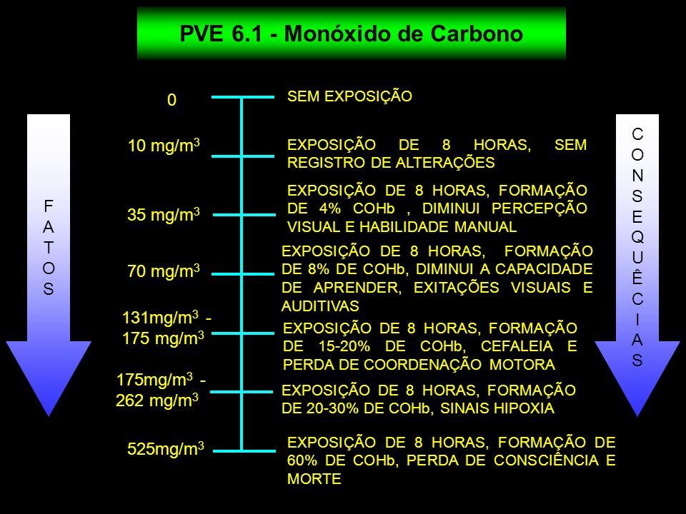 PVE 6.1 - Monóxido de Carbono