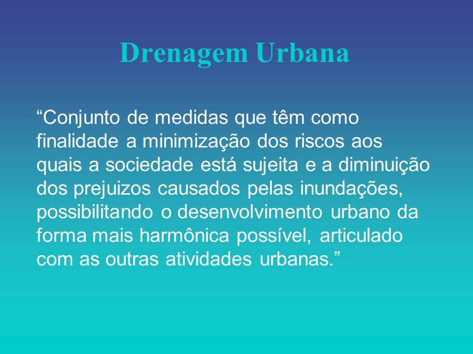 Drenagem Urbana