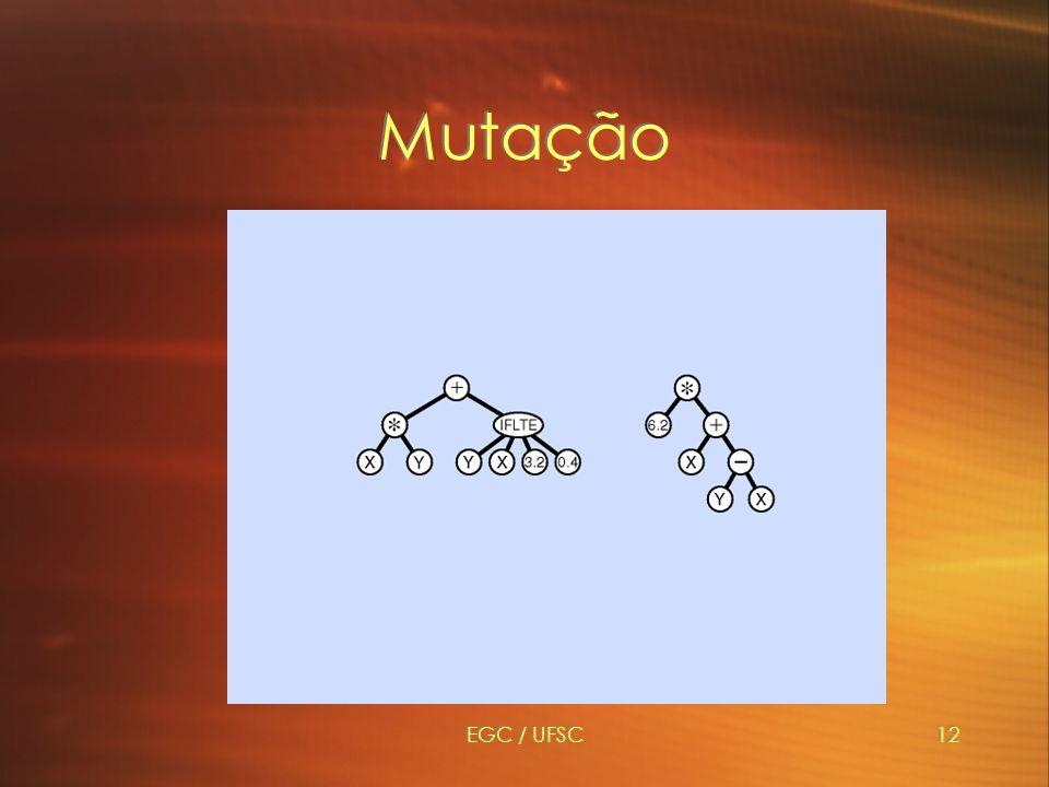 Mutação EGC / UFSC