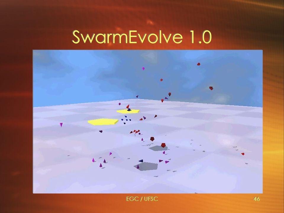 SwarmEvolve 1.0 EGC / UFSC