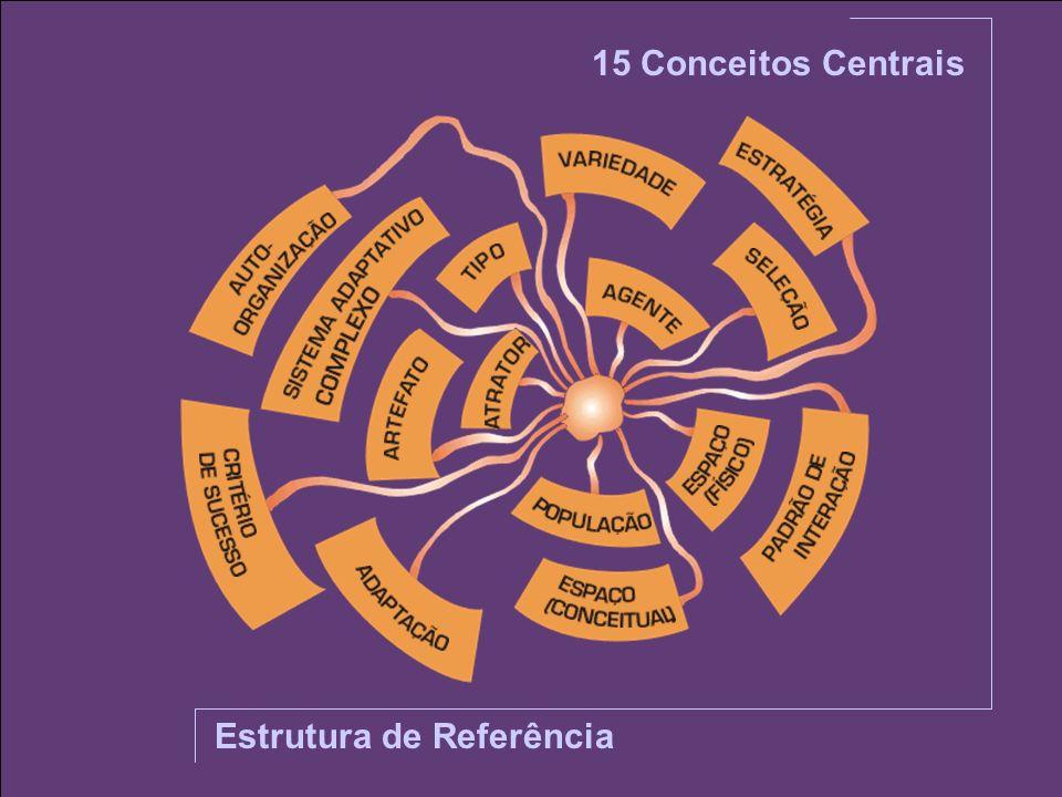 15 Conceitos Centrais Estrutura de Referência