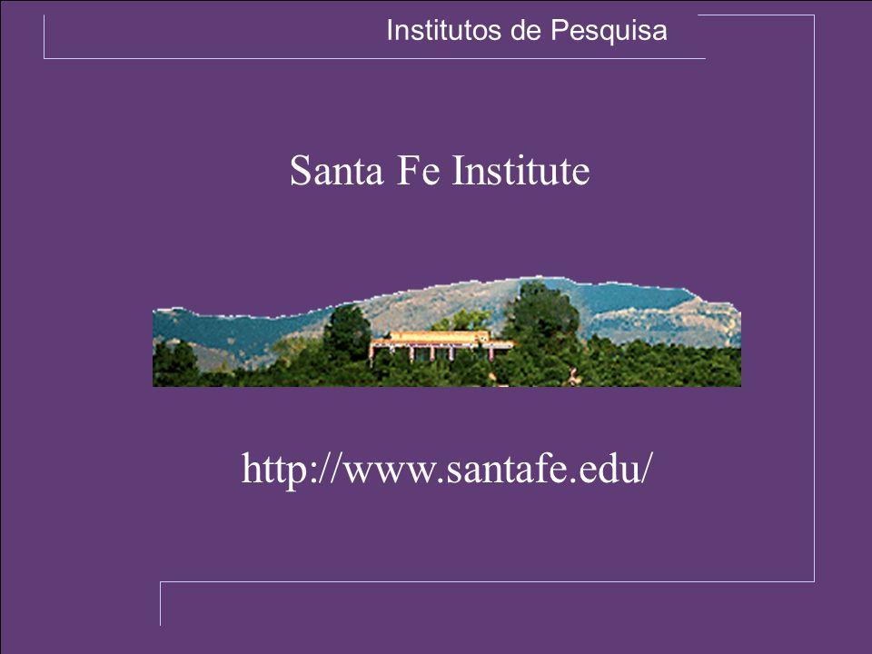 Institutos de Pesquisa