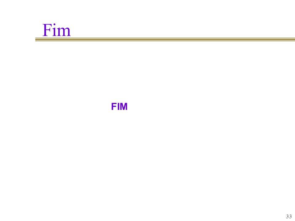 Fim FIM 33 33