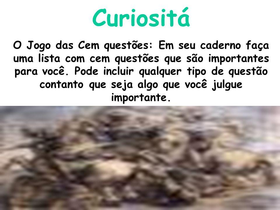 Curiositá