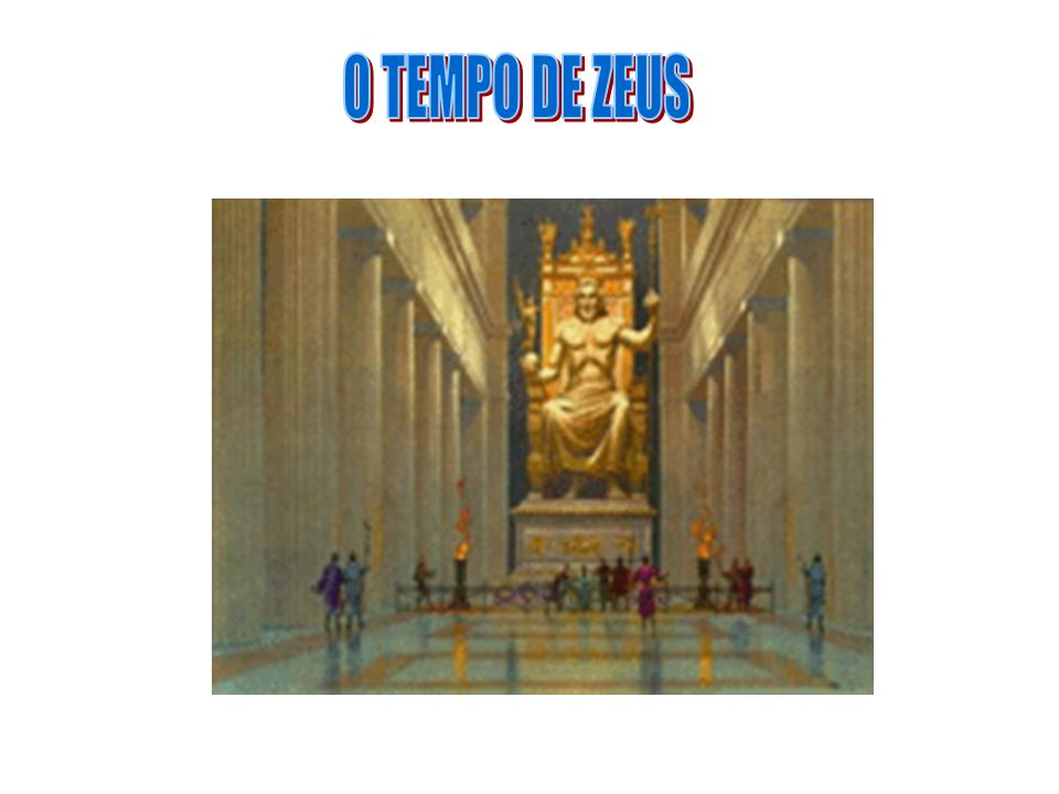 O TEMPO DE ZEUS