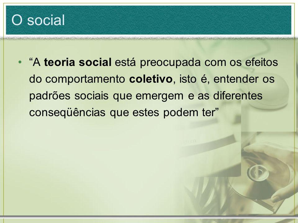 O social