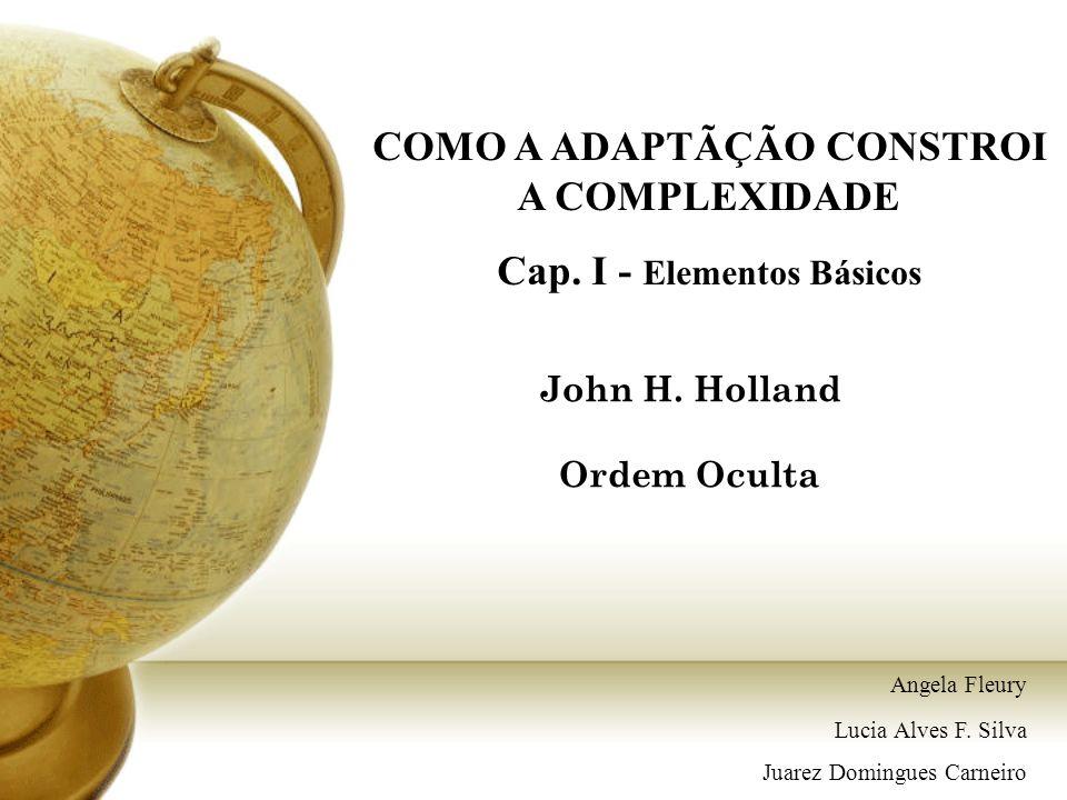 John H. Holland Ordem Oculta