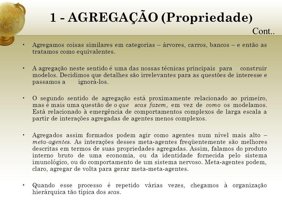 1 - AGREGAÇÃO (Propriedade)