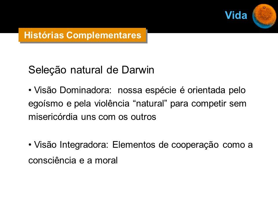 Seleção natural de Darwin