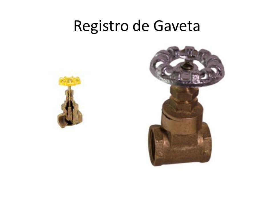 Registro de Gaveta