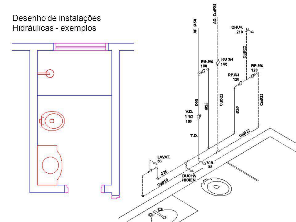 Desenho de instalações