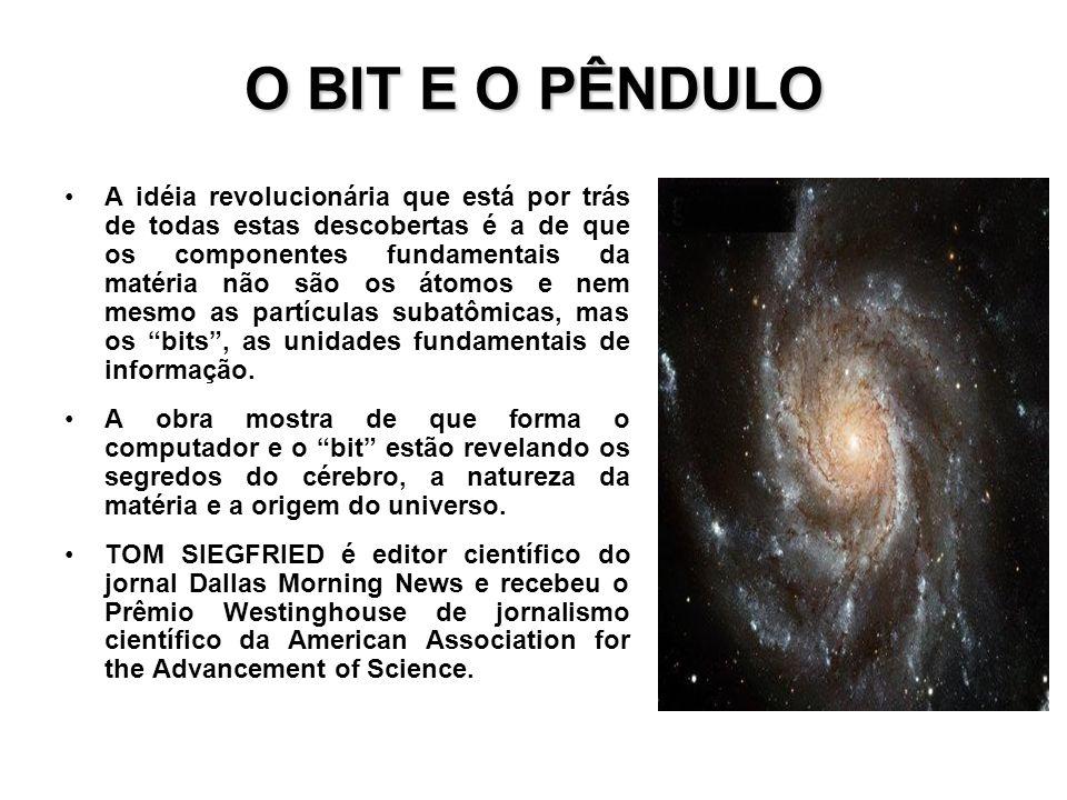 O BIT E O PÊNDULO
