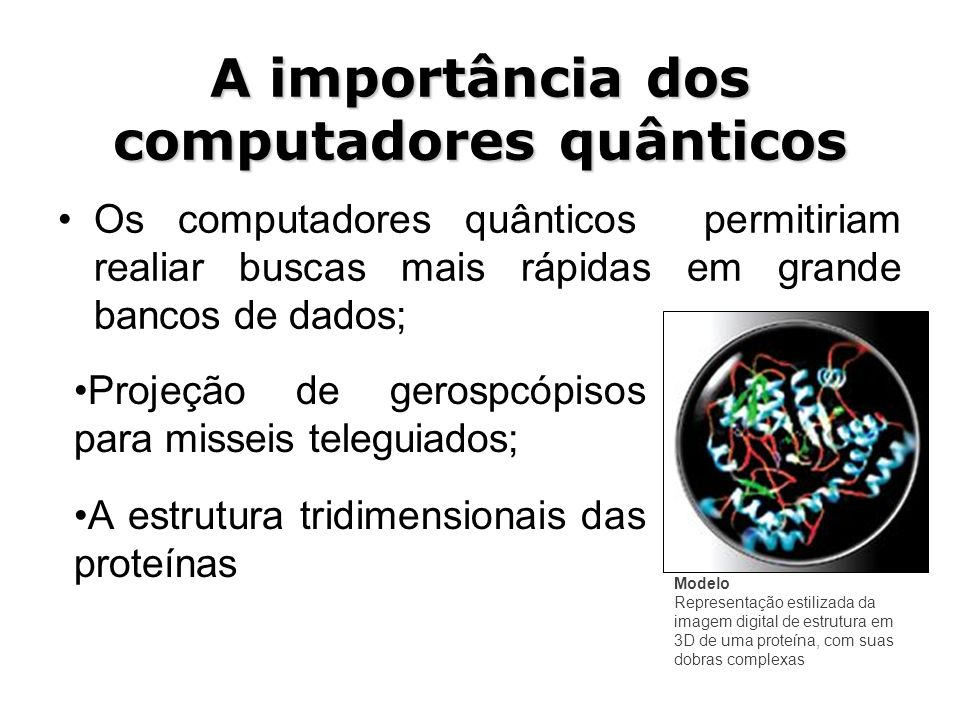 A importância dos computadores quânticos