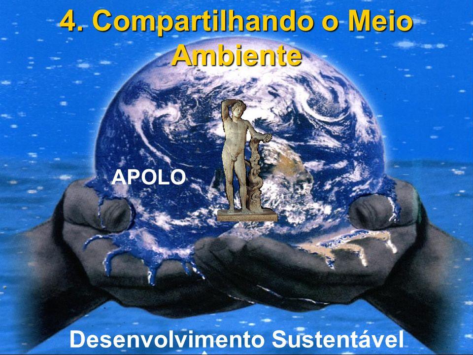 4. Compartilhando o Meio Ambiente Desenvolvimento Sustentável