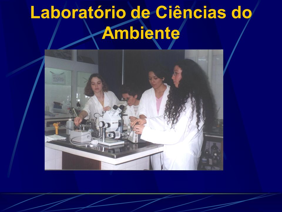Laboratório de Ciências do Ambiente