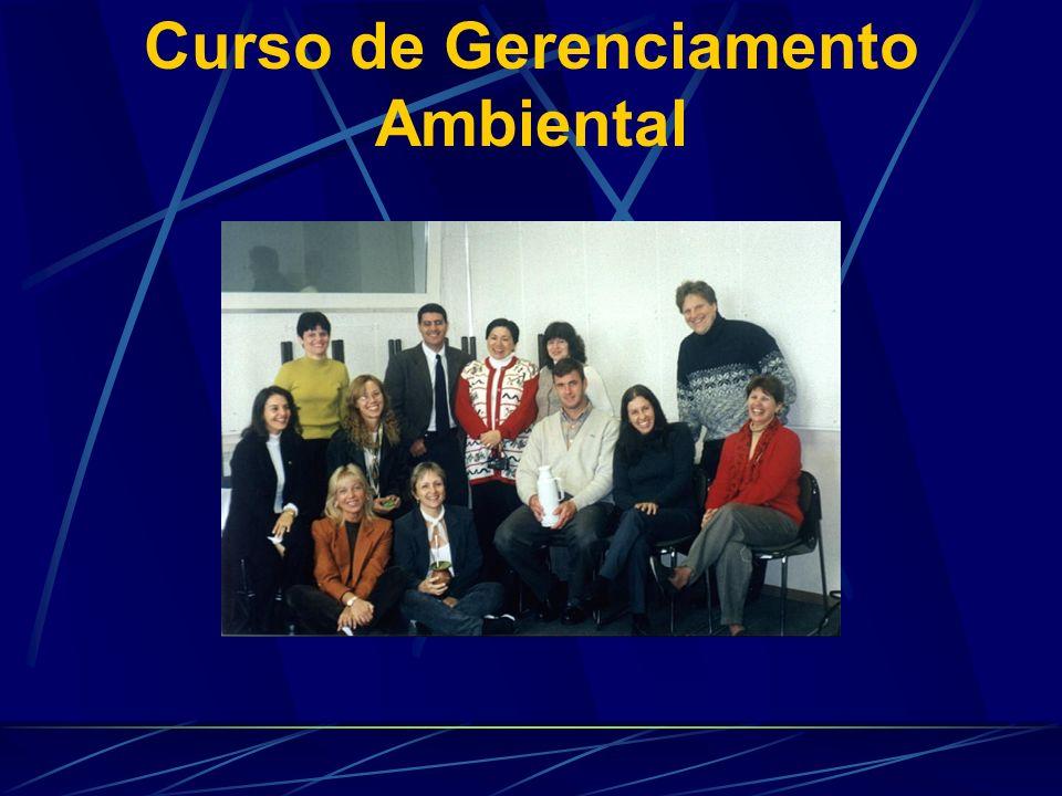 Curso de Gerenciamento Ambiental