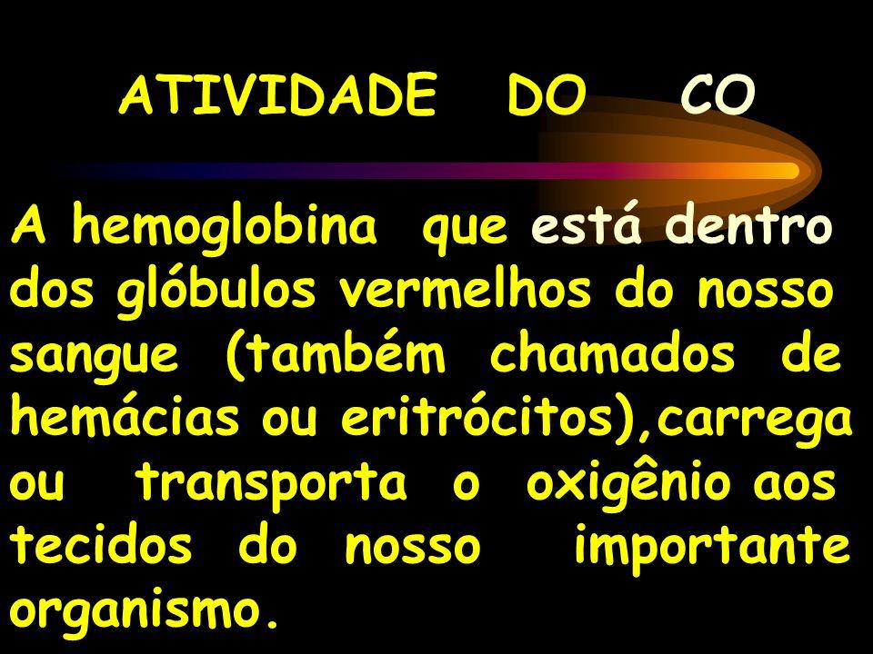 ATIVIDADE DO CO