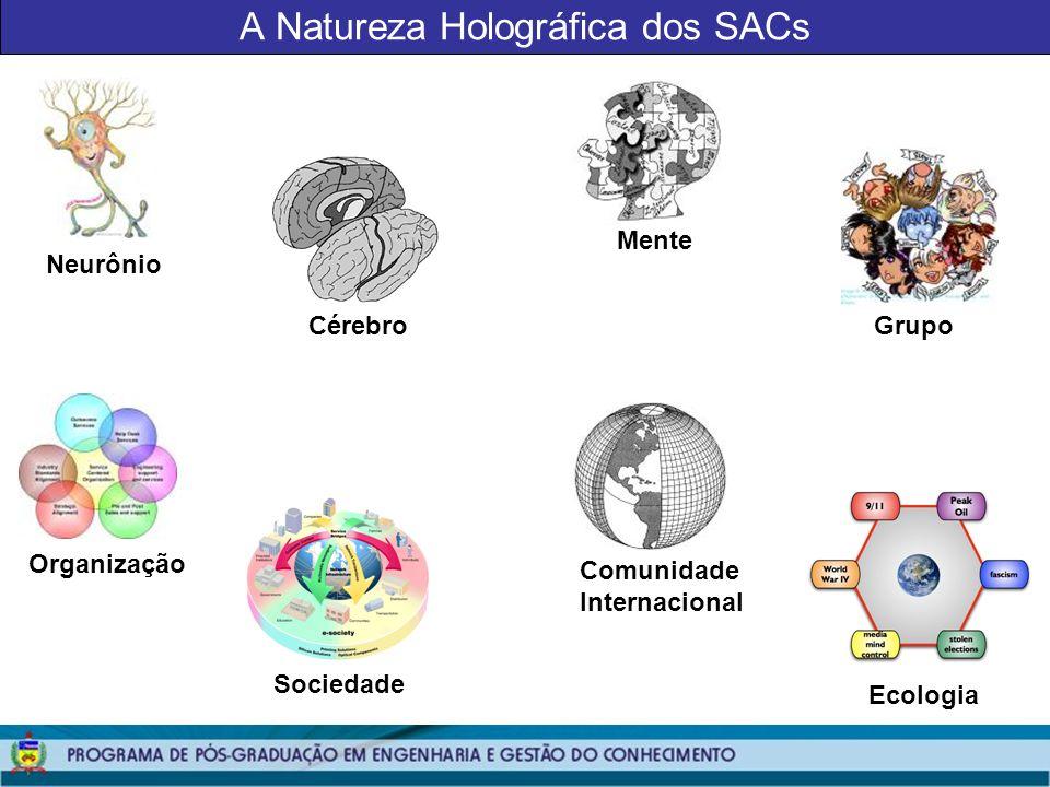A Natureza Holográfica dos SACs