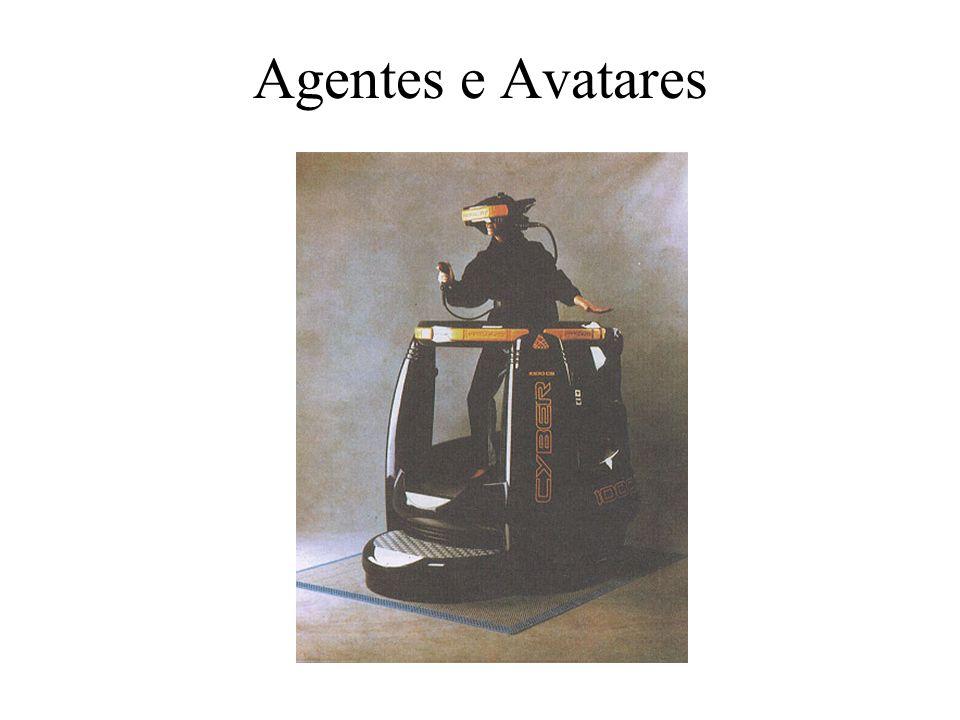Agentes e Avatares