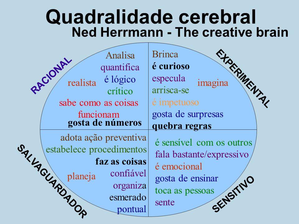 Quadralidade cerebral