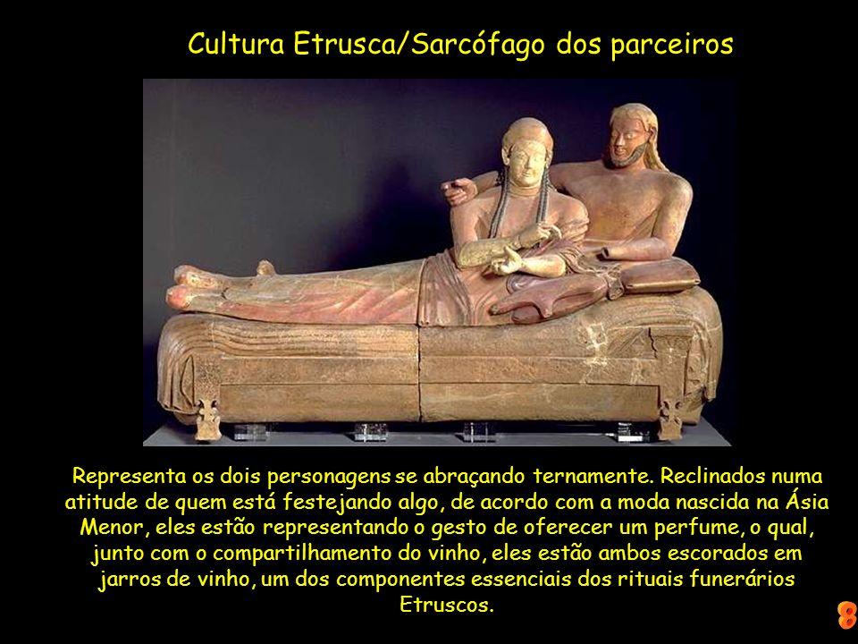 Cultura Etrusca/Sarcófago dos parceiros