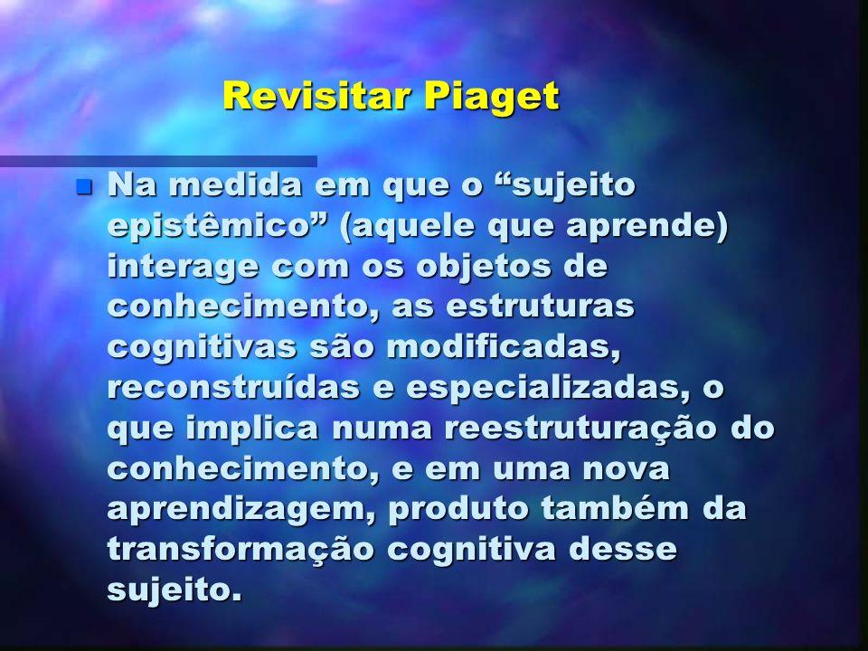 Revisitar Piaget