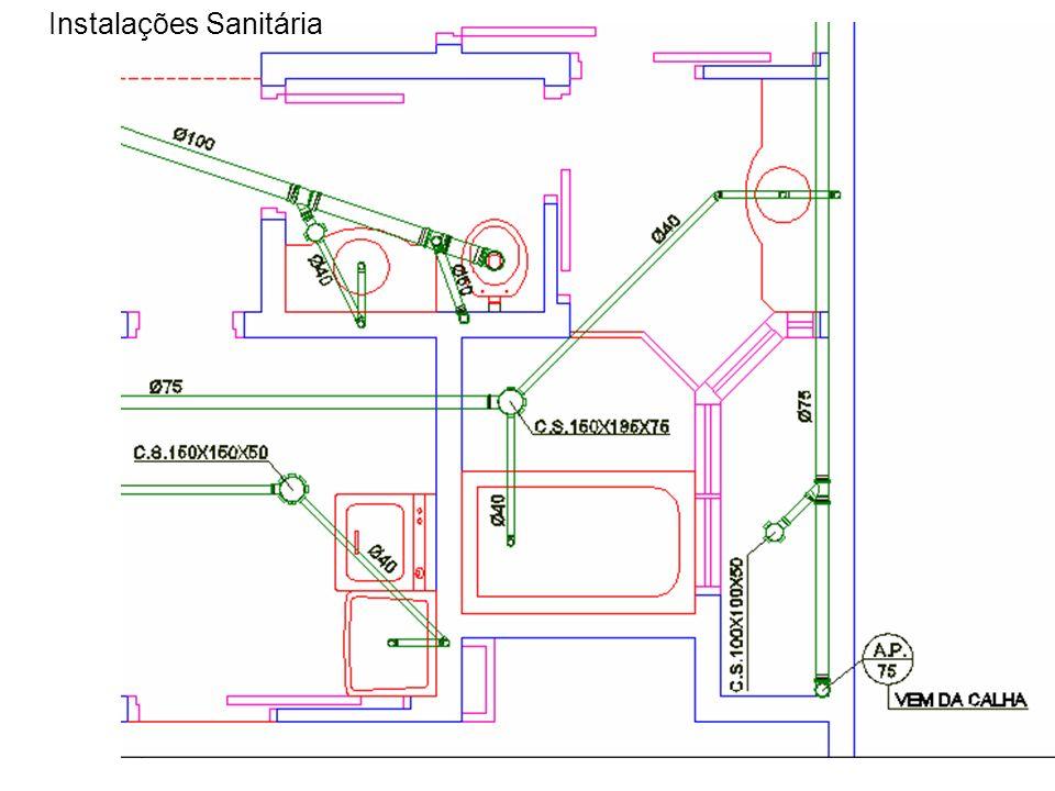 Instalações Sanitária