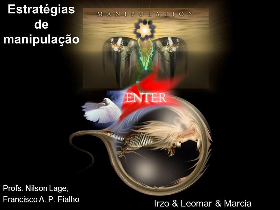 Profs. Nilson Lage, Francisco A. P. Fialho