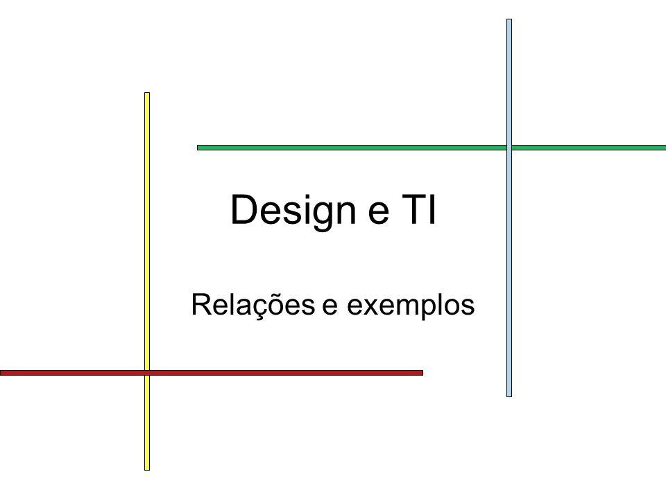 Design e TI Relações e exemplos