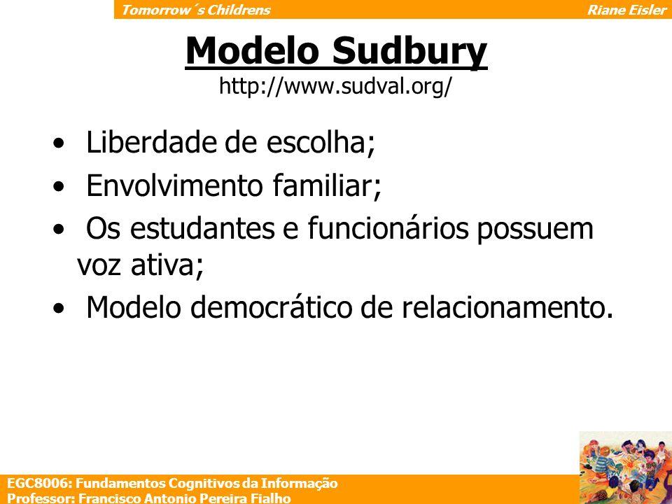 Modelo Sudbury http://www.sudval.org/