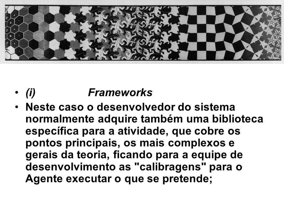 (i) Frameworks