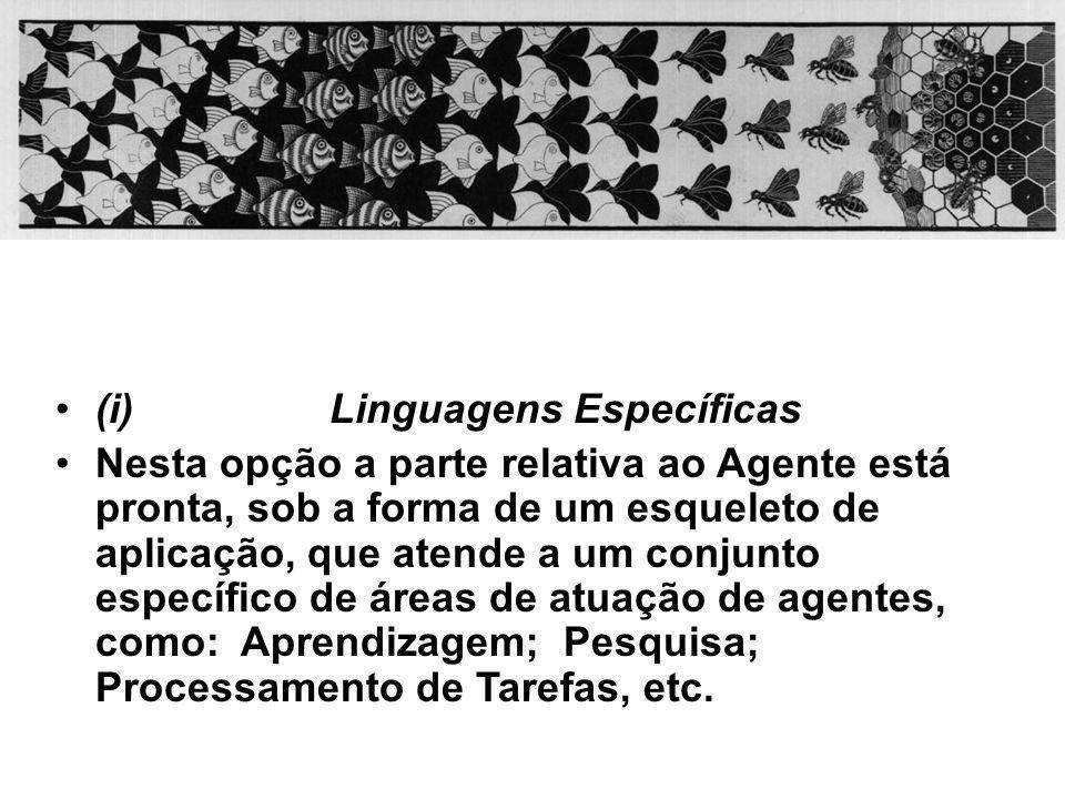 (i) Linguagens Específicas