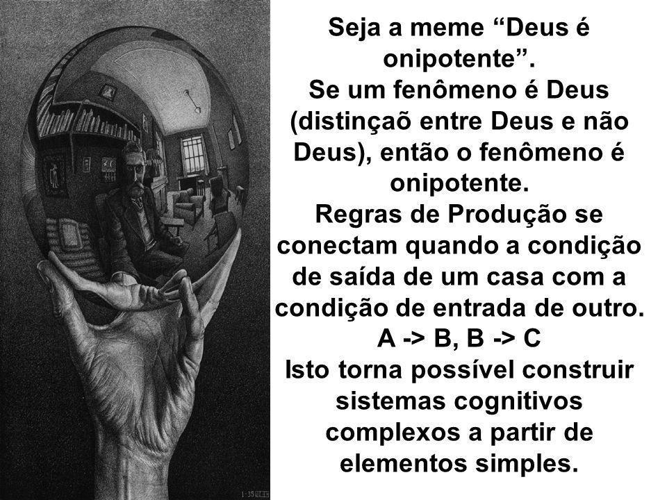 Seja a meme Deus é onipotente .
