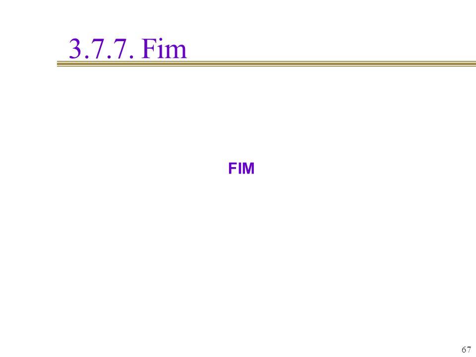 3.7.7. Fim FIM 67 67