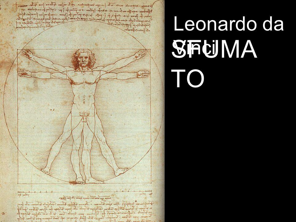 Leonardo da Vinci SFUMATO
