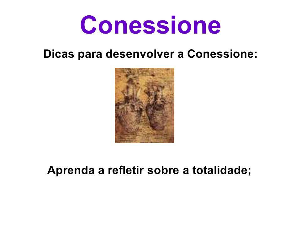 Dicas para desenvolver a Conessione: