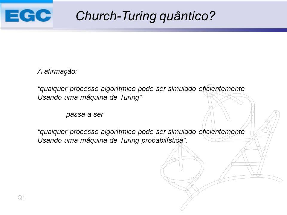 Church-Turing quântico