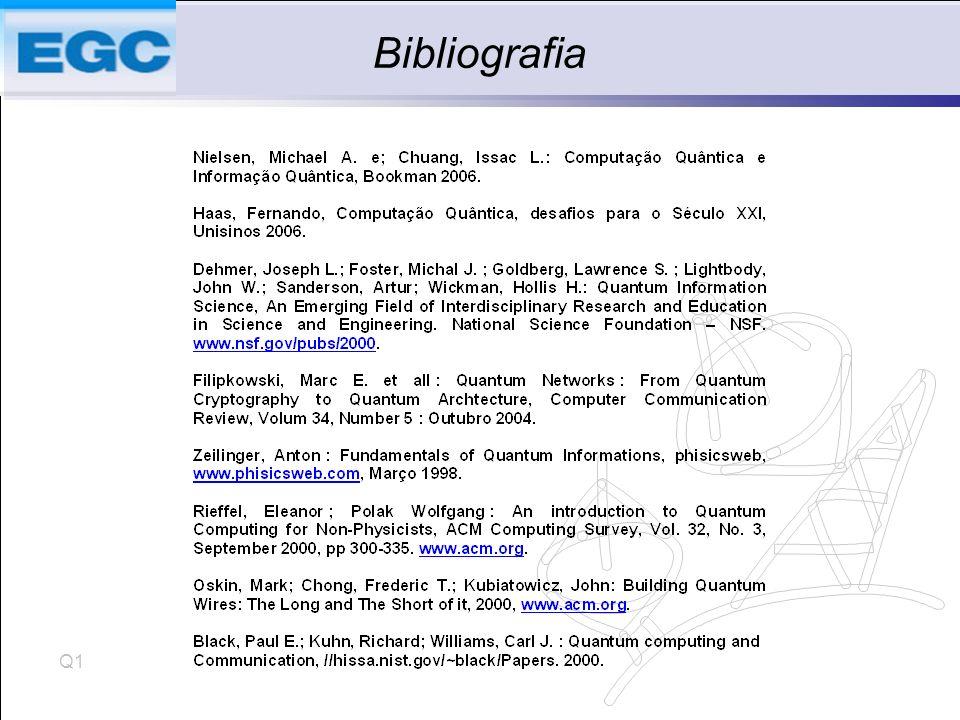 Bibliografia Q1
