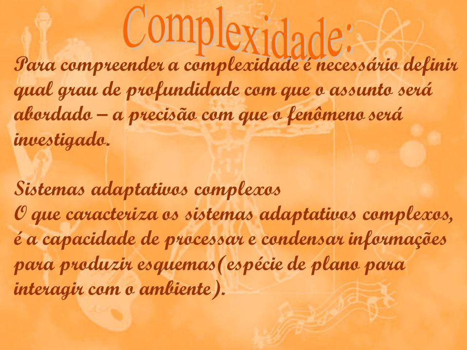 Complexidade: