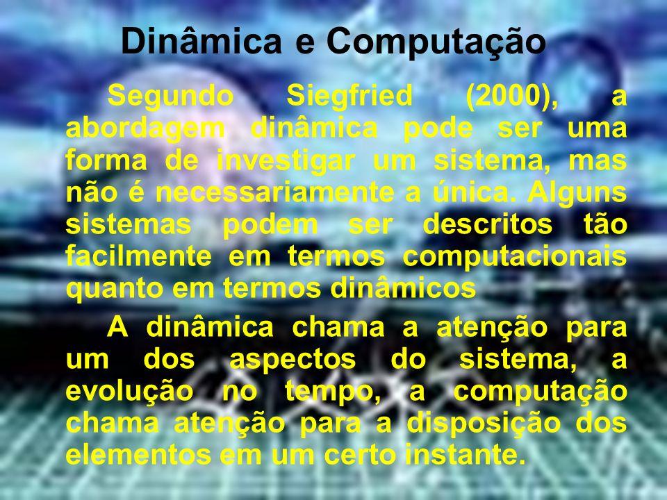Dinâmica e Computação