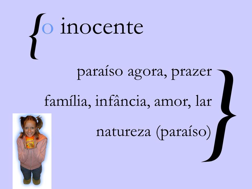 } { o inocente paraíso agora, prazer família, infância, amor, lar