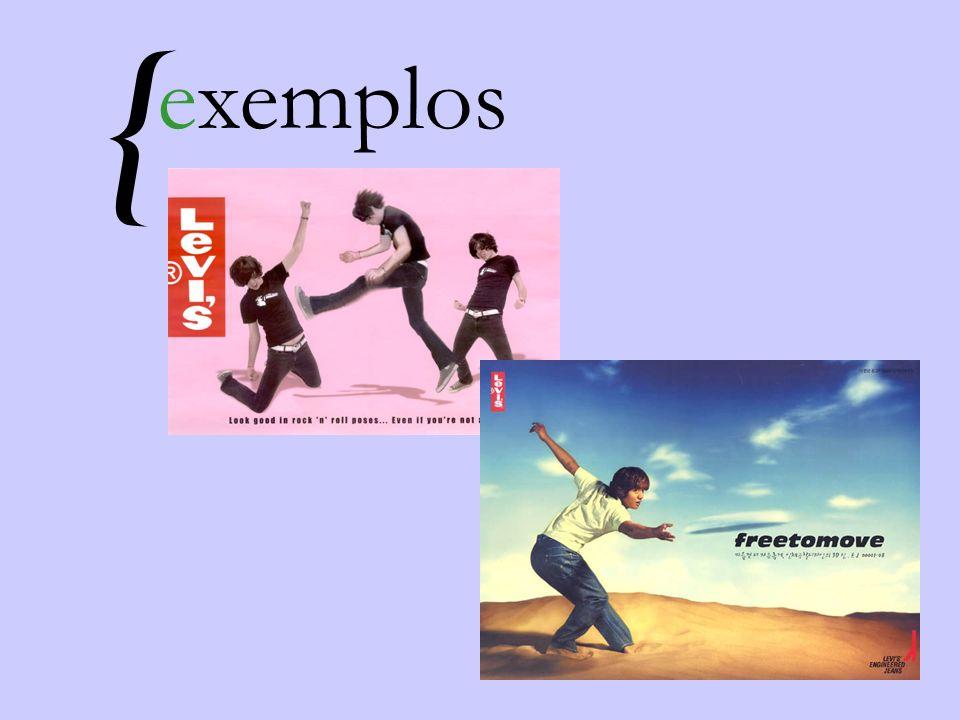 { exemplos
