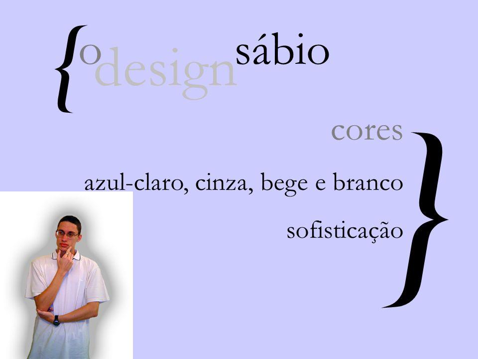{ o sábio design } cores azul-claro, cinza, bege e branco sofisticação